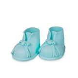 Decoratiuni din zahar Pantofi botez albastru 063004 PJT set 1 pereche