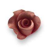 Trandafir din zahar mediu visiniu 051313 PJT, set 20 buc