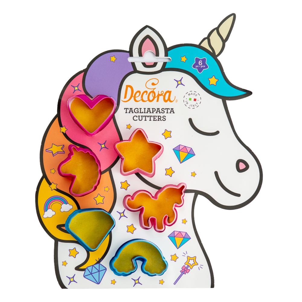 Decupator plastic Unicorn 0255064 DER