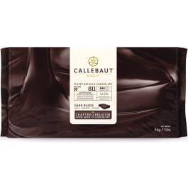 Ciocolata neagra 55,5% cacao bloc 5 kg 811NV-132 Callebaut