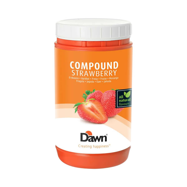 Compound capsuni 1 kg DAWN