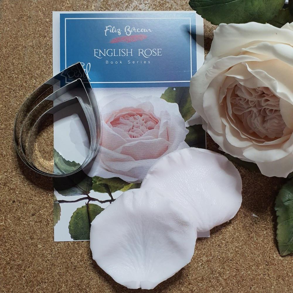 Decupator metal - English Rose set 36004 CSL