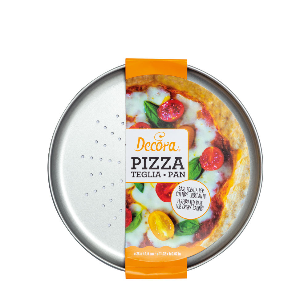 Tava coacere pizza 28 cm 0075033 DER