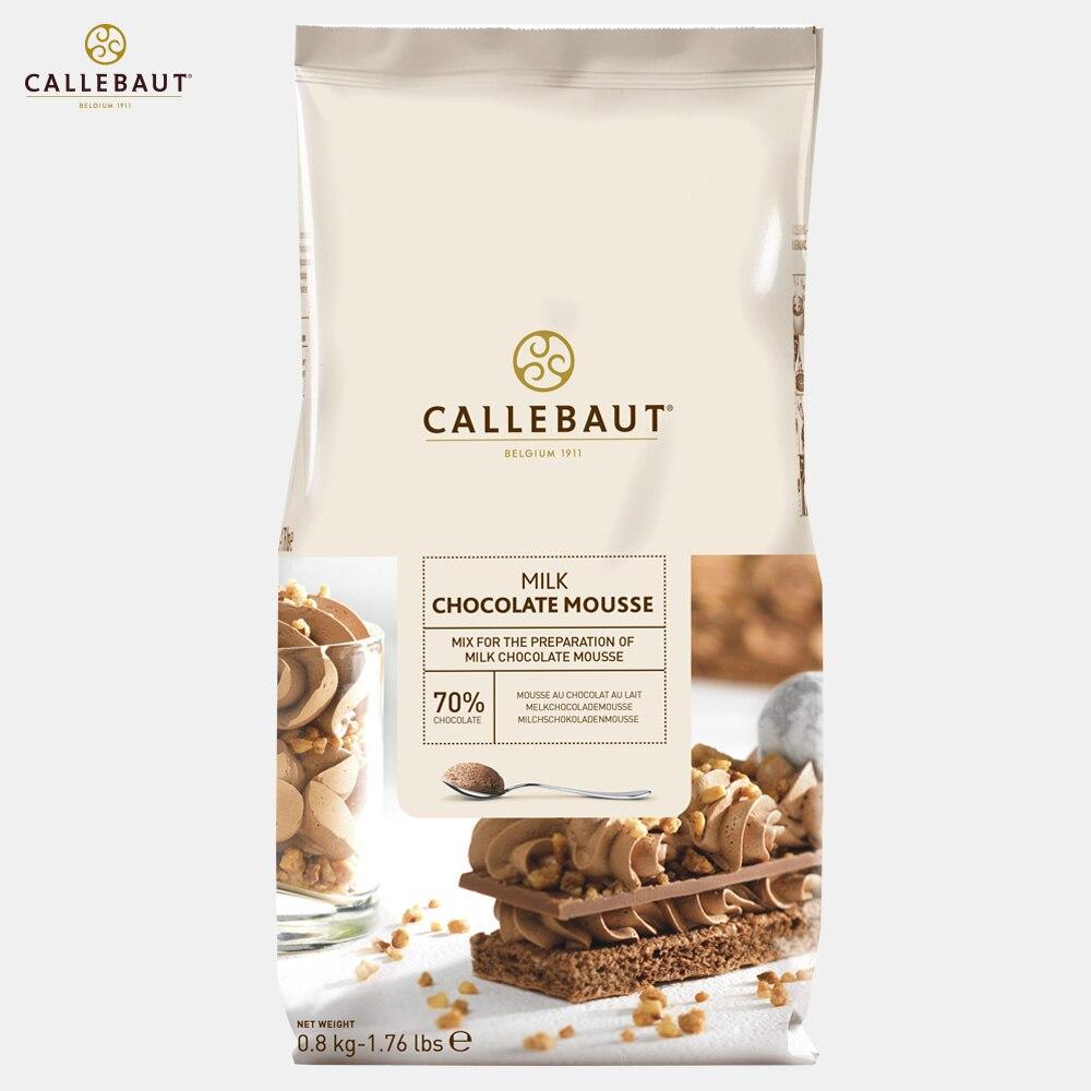 """Mix mousse """"Ciocolata cu lapte""""  0.8KG CHM-MO-M-E0-X27 Callebaut"""