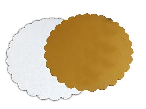 Suport auriu din hirtie pentru tort d40 ZK-40 9140 2000g ALF