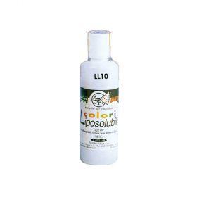 Colorant alimentar lichid liposolubil negru 180 g Pavoni