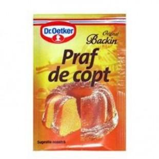 Dr.Oetker Praf de copt 10 g