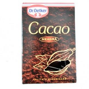 Dr.Oetker Cacao neagra 100g