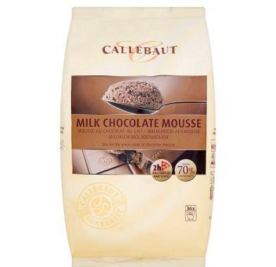 """Mix mousse """"Ciocolata cu lapte""""  0.8KG CHM-MO-M-X27 BARRY"""