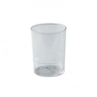 Pahare plastic rotunde 100 buc PMOTO001 50ml