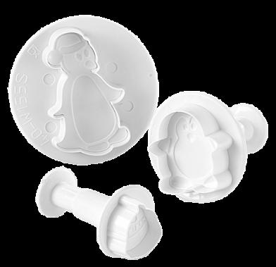"Forma din plastic ""Pinguin"" 40-W155S"