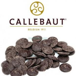 Pastile de ciocolata neagra 54.5%  10 kg  811NV-554 BARRY