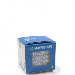 Forma muffin DECORATO 50x25 120buc 700006/13085 RETAIL NV