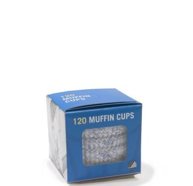 Forma muffin DECORATO 50x25 120buc 700006/13085 RETAIL NV