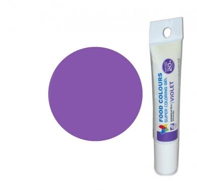 Colorant alimentar in gel  violet 20g WSG-T05 FC