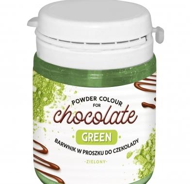 Colorant alimentar praf liposolubil 20g verde WS-P-225 FC