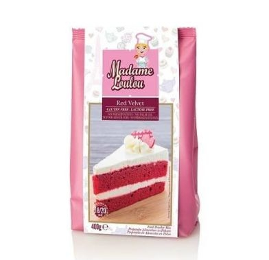 Premix pentru Red velvet cake 400g ML005319-6 MADAM
