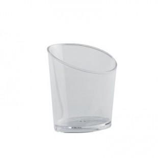 Pahare din plastic 50 ml (ser 100buc) PMOCO008