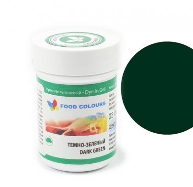 Colorant alimentar in gel verde inchis 35g WSG-056 FC