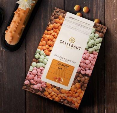 Ciocolata cu gust de portocala 2,5kg ORANGE-E4-U70 BARRY