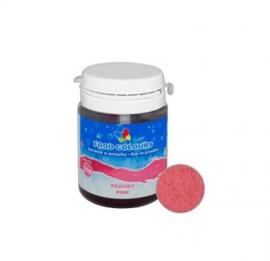 Colorant alimentar 25g roz WS-P-036 FC