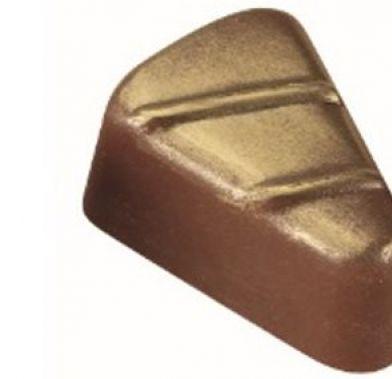 Forma din plastic pentru ciocolata MA1029 MARTE