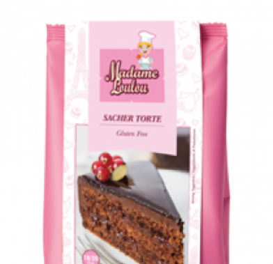 Premix SACHER TORTE MIX 350g ML005345 MADAM