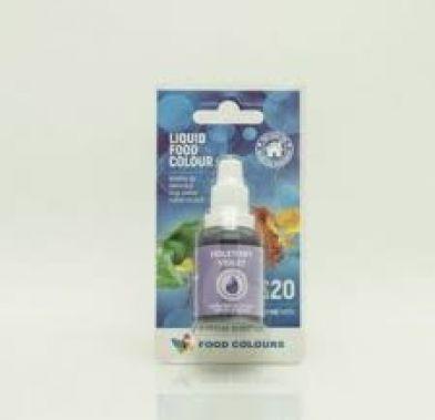 Colorant lichid alimentar 20g bruna WS-La20  FC