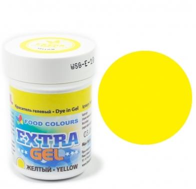 Colorant EXTRA gel 35g GALBEN WSG-E-10 FC