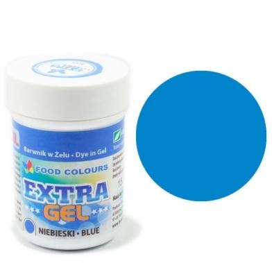 Colorant EXTRA gel 35g ALBASTRU WSG-E-40 FC