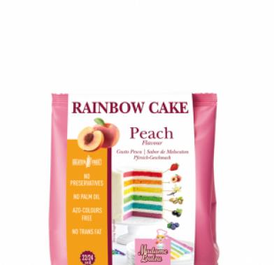 Premix RAINBOW CAKE PEACH MIX 100g ML8056 MADAM