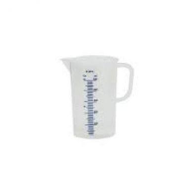 Cana gradata din plastic 0,5l  0123401 DER