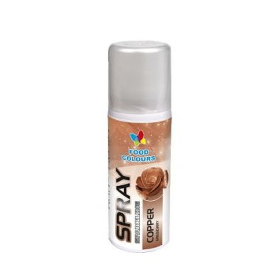 Colorant spray alimentar 50ml cupru S41 FC