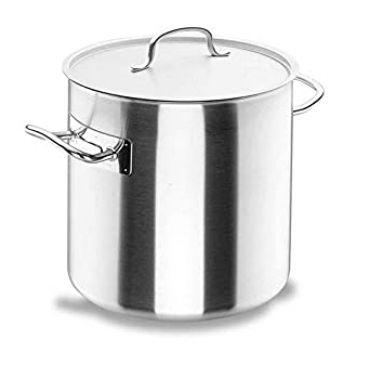 Cratita cu capac adinca pentru supe d 24 cm Vol. 10.5 L 50124_LAC