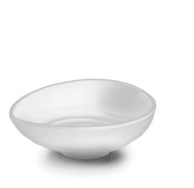 Bol  oval alb 17x13x5 cm Vol. 0.4 L  63268_LAC