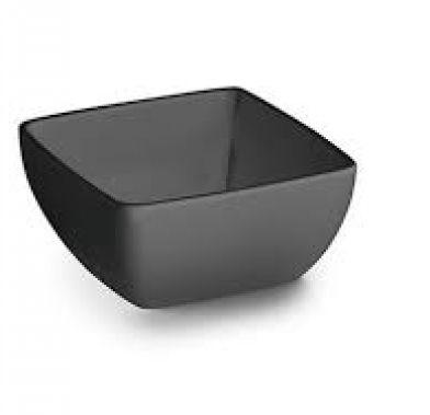 Bol pentru salata negru  CLASIC 13x13x6 cm Vol. 0,5 L  63580_LAC