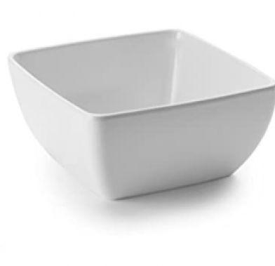 Bol pentru salata alb  CLASIC 13x13x6 cm Vol. 0,5 L  63570_LAC