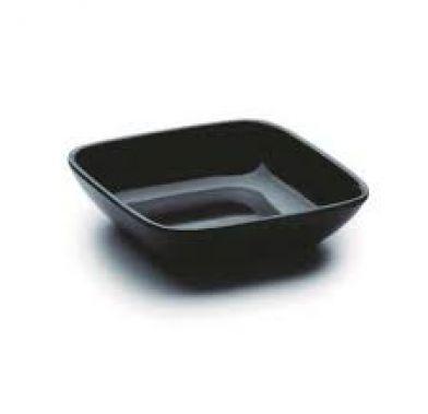 Platou pentru delicii negru CLASIC 10x10 cm 63617_LAC