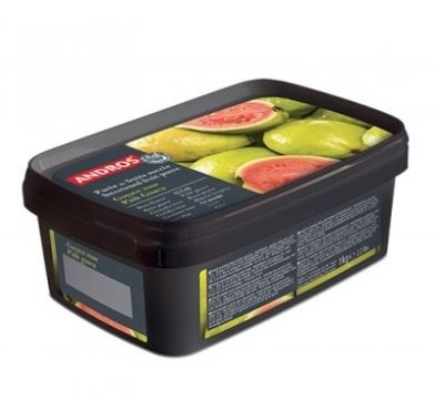 Piure de guava PUREE TUB 1 kg _AND