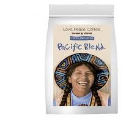 "Cafea in boabe Tucano ""Pacific Blend"" 200 gr."