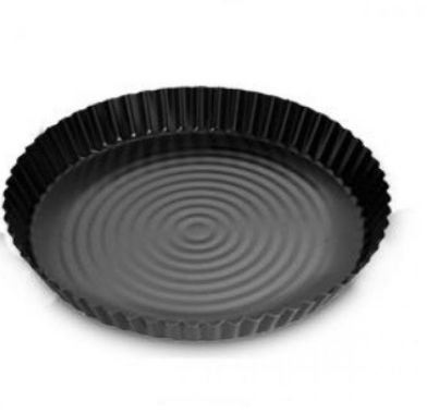 "Forma p/u pizza 200 mm ""non-stick"" neagra 990-28 SNB"