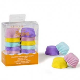Chese mixed pastel colours 32 x 22 mm 0339744 DER