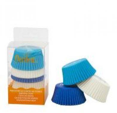 Chese white/light blue/blue mini muffin 200 buc 0339750 DER
