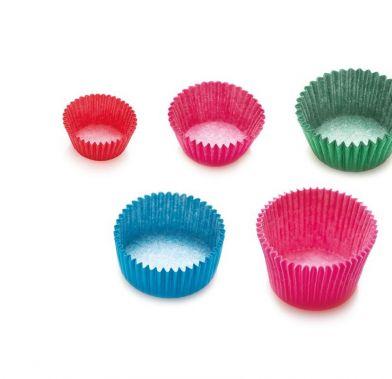 Set 200 forme de copt muffin BON BON 27x17 MM 0339910 DER