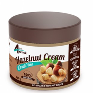 Crema din alune de padure 100% 4pro 500g_WAN