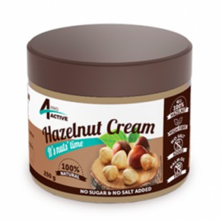 Crema din alune de padure 100% 4pro 1kg_WAN