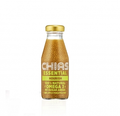 Smoothie Chias Essential Mar, Ananas si Menta 0,2 l CHI
