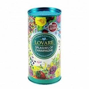 Ceai LOVARE Splashes of champagne 80gr_SOLI