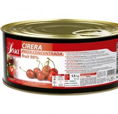 Pasta de cirese 1.5 kg 44600010 SOSA
