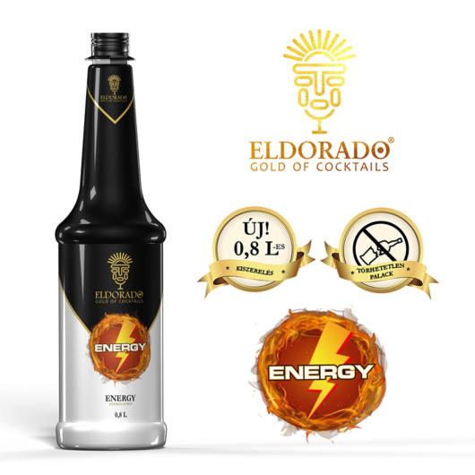 Sirop Energie 0,8l ELD